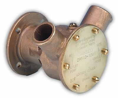 Bomba montada sobre flange 28mm Jabsco