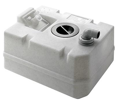 Tanque p/ águas sanitárias Vetus