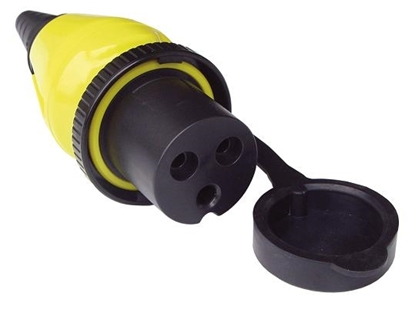 Picture of MP16-110 plug - 16A/250V