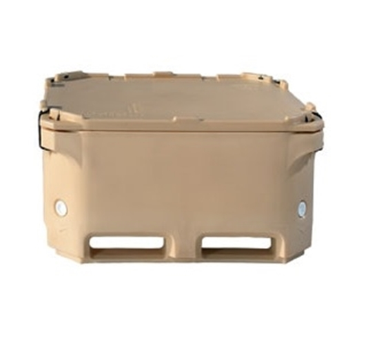 Caixa isotérmica 400 lts