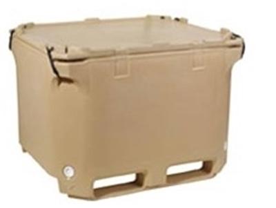 Caixa isotérmica 600 lts