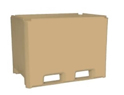 Caixa isotérmica 565 lts
