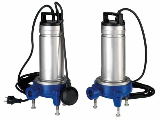Bombas submersíveis trituradoras DOMO GRI Lowara