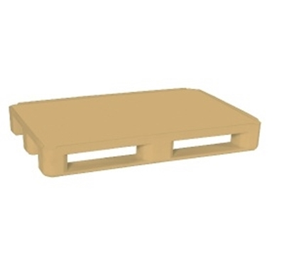 Picture of European hygienic pallet