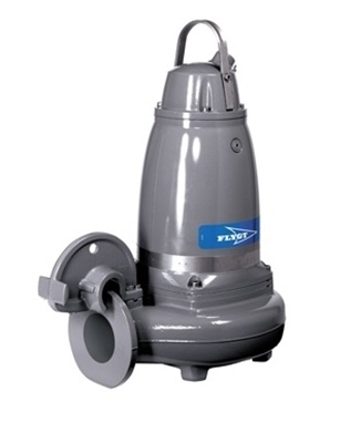Picture of Flygt N submersible pumps