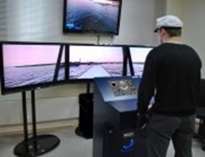 Picture of Steering simulator for helmsman SSH-2009