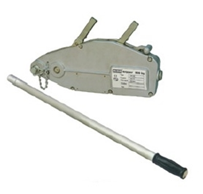 Picture of Gripper wire roupe hoist