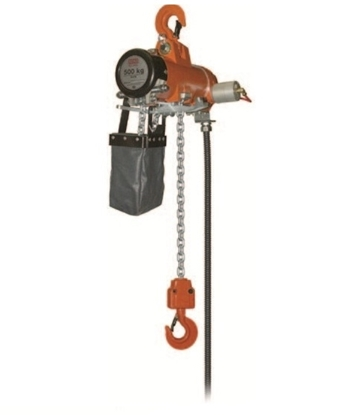 Picture of Pneumatic chain hoist