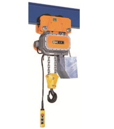 Picture of LK-13 heavy duty electric chain hoists
