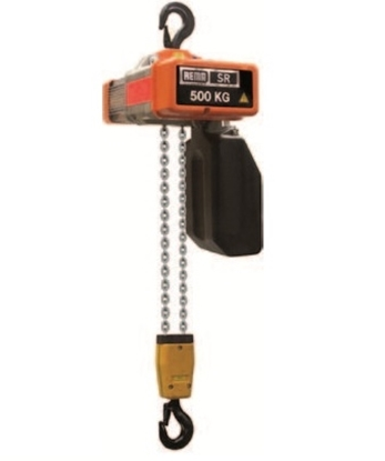 Picture of SR 400 V electric chain hoists