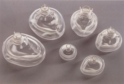 Picture of Ambu disposable face masks