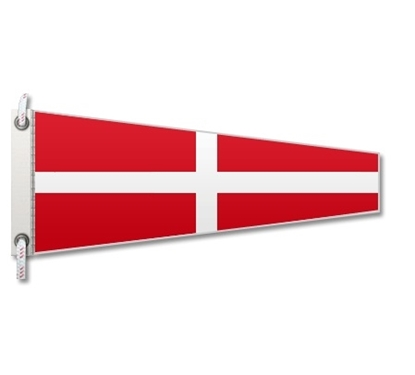 Picture of Numerical flag 4
