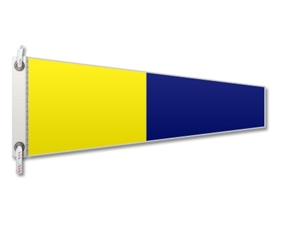 Picture of Numerical flag 5
