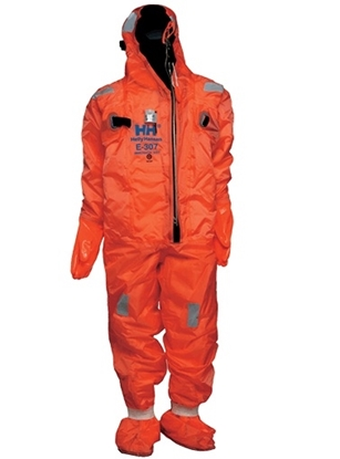 Picture of E-307 - Immersion suit SOLAS