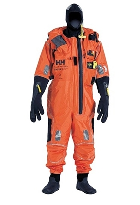 Picture of Sea-Air immersion suit SOLAS