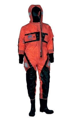 Picture of E-302 - Work suit SOLAS