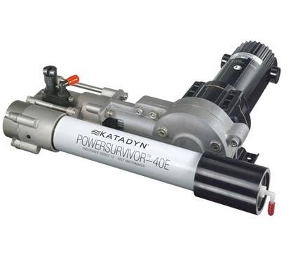 Dessalinizador eléctrico PowerSurvivor 40E/24 V