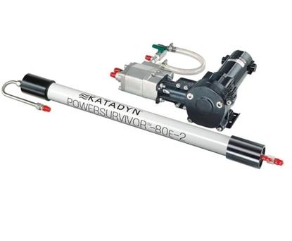Dessalinizador eléctrico PowerSurvivor 80E/24 V