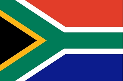 Picture of Flag South Africa
