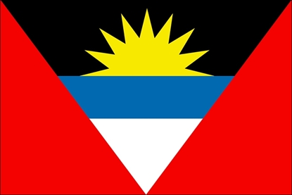 Picture of Flag Antigua and Barbuda