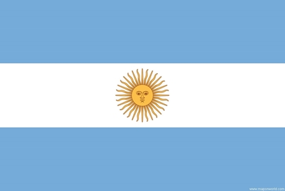 Picture of Flag Argentina