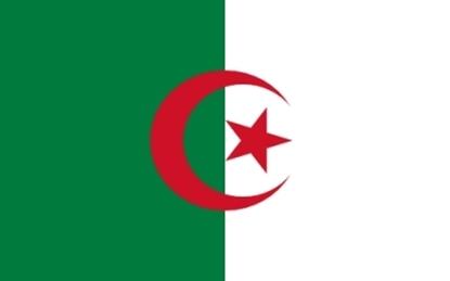 Bandeira Argélia