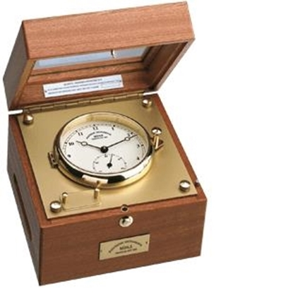 Picture of Glashuette quartz marine chronometer