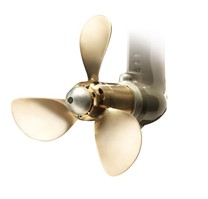 Picture of Folding propeller 3 blades 14""