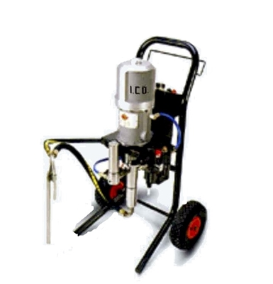 Picture of Varnish spraying system
