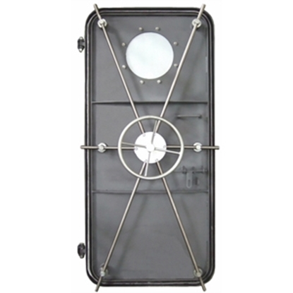 Picture of Aluminum door