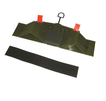 Ambu head wedge - militar