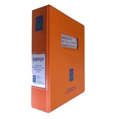 Picture of SMPEP (Shipboard Marine Pollution Emergency Plan)