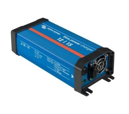 Picture of Blue Power Charger 12/25 IP20(3) Schuko