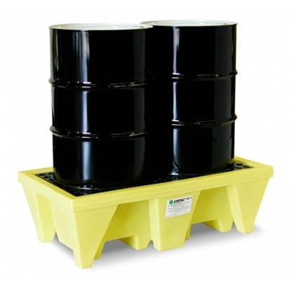 Picture of SP 2 - Spill Pallet 2 x 200
