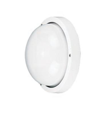 Luminária circular p/ zonas de passagem