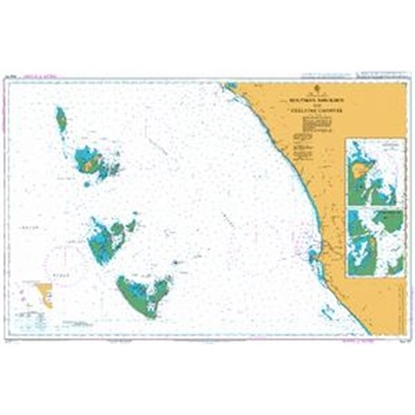 Picture of AUSTRALIA - WESTERN AUSTRALIA / Houtman Abrolhos & Geelvink Ch.