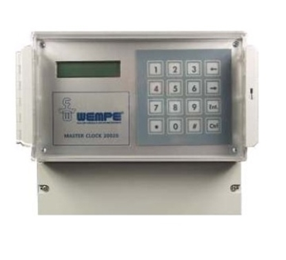 Picture of Wempe digital master clock Eco