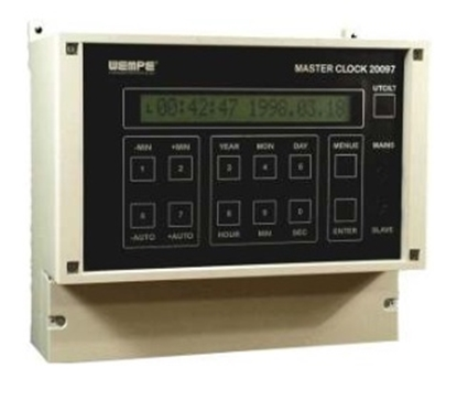 Picture of Wempe digital master clock Pro