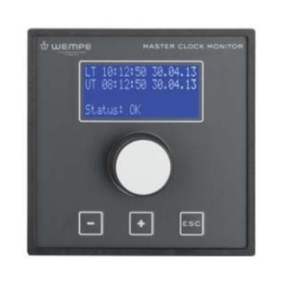 Picture of Wempe digital master clock