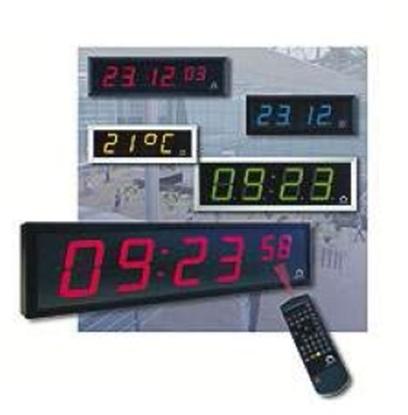 Multifunction digital secondary clock