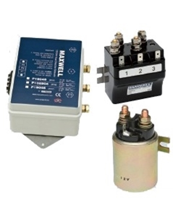 Picture of Dual and single direction solenoids