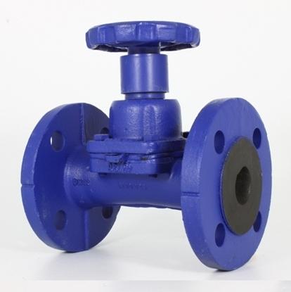 Picture of Diaphragm valve type KB