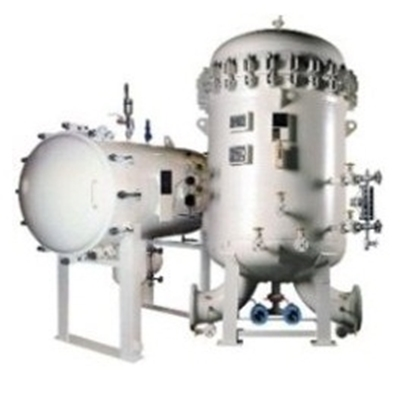 Picture of Facet water separator - Model VCS & HCS