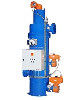 Picture of Ballast water filter Facet - Model PF-BWF