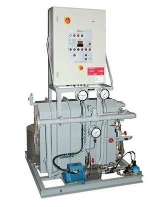 Picture of Fresh Water Generator - Model J (J-10 to J-50)