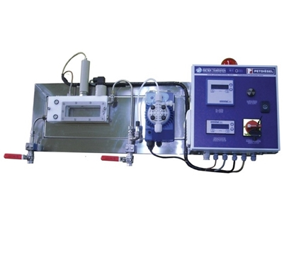 Sistema de controlo de qualidade de água - Petidiesel