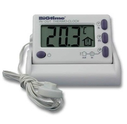 Picture of Digital Indoor Outdoor Thermometer