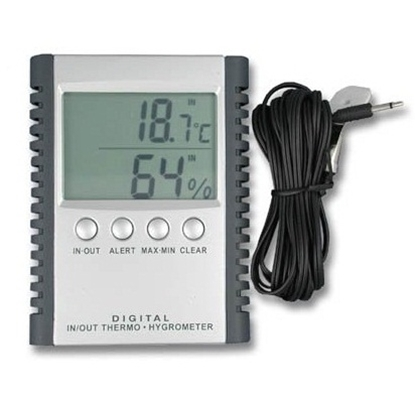 Picture of Electronic Temperature and Humidity Weatherstation