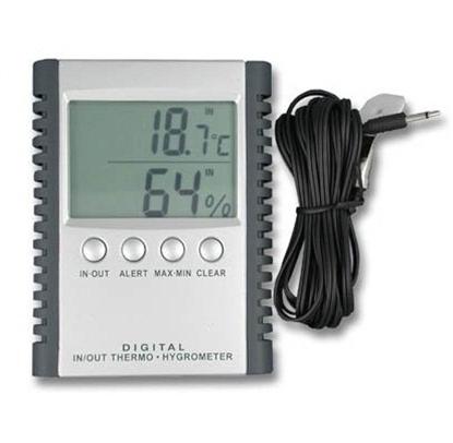 Picture of Estação meteorológica temperatura - humidade interior/exterior