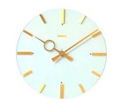Picture of Decorative analogue marine clock Ø 280mm wtih cover lid